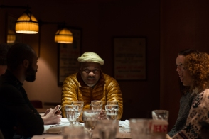 Alonzo King, photo by Franck Thibault