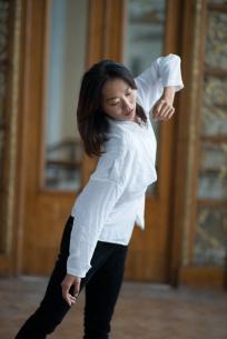 Yujin Kim, photo by Franck Thibault