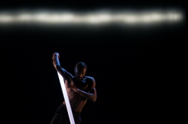 Babatunji, photo by Franck Thibault