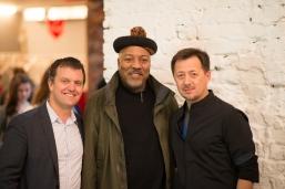 Karim Baer, Alonzo King, Konstantin Selinedicham, photo by Franck Thibault