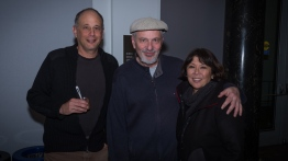 Craig Cramer, Robert Rosenwasser and Betty Louie