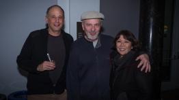 Craig Cramer, Robert Rosenwasser and Betty Louie
