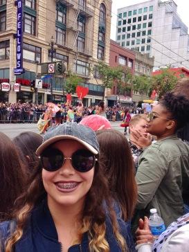 Parker Espada - Pride Parade 2017