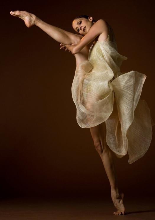 maurya dancing