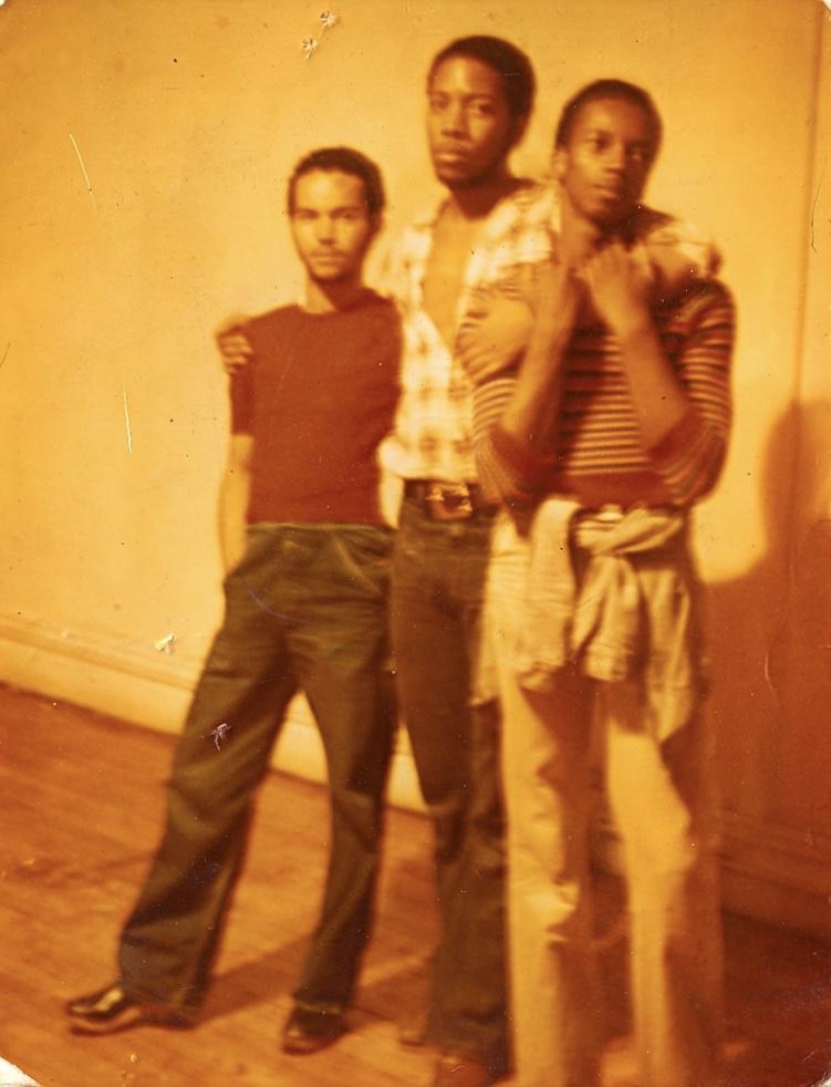 Christopher Boatwright, Alonzo King, Luis Gonzalez